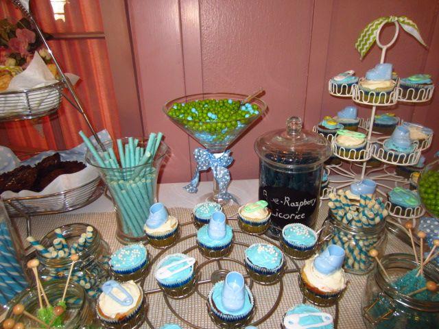 dessert buffet dessert bars boy shower baby shower ideas buffets baby