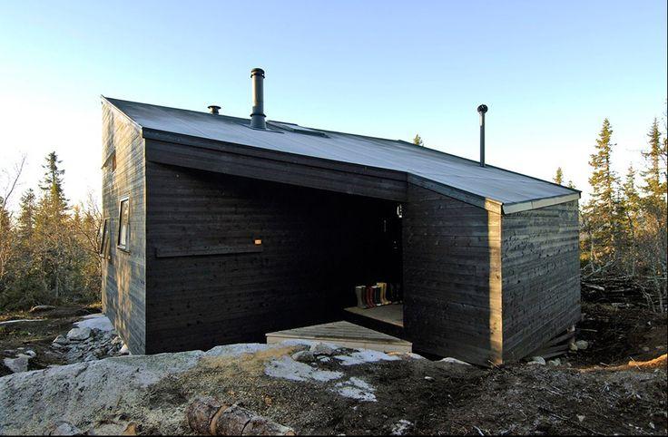 Photographers Cabin by JarmundVigsnæs AS Arkitekter