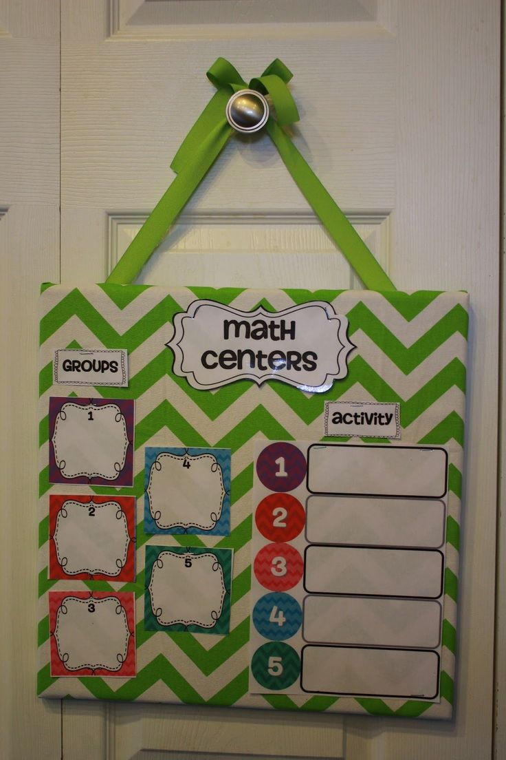 "Ohhhhhhh!!!! Daily centers and groups!! Make five per week and have groups rotate throughout the week. Love this. Cuts back on the constant ""where do I go?"" ""What group was I in?"" Love this! It's a must do for math time!"