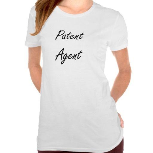 Patent Agent Artistic Job Design Tee T Shirt, Hoodie Sweatshirt
