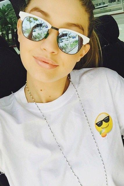 Gigi Hadid Instagram April 10, 2015