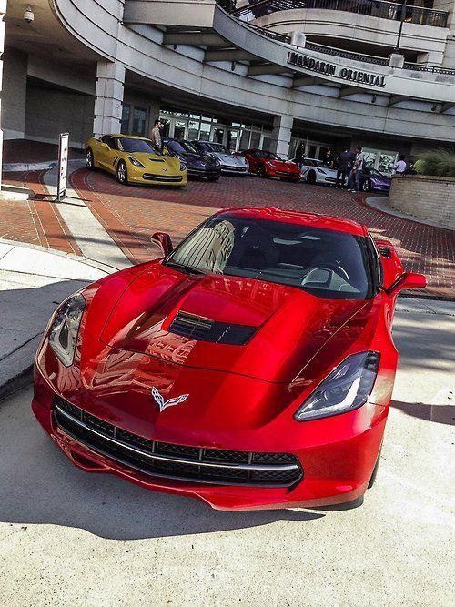 ❤ 2015 Corvette C7.R ❤
