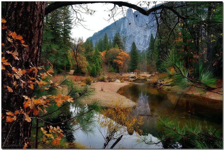 Национальный парк Йосемити, США,