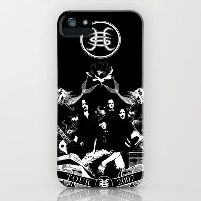 Heroes Del Silencio iPhone Case by Jhaim - $35.00