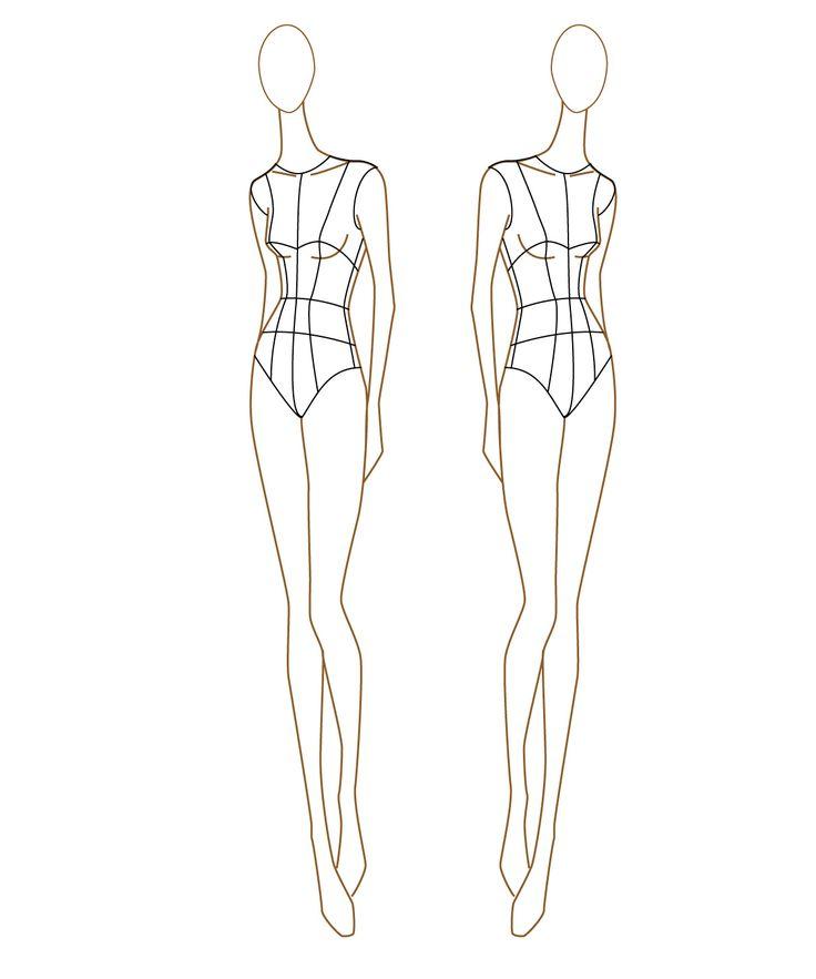 Best 20+ Fashion templates ideas on Pinterest