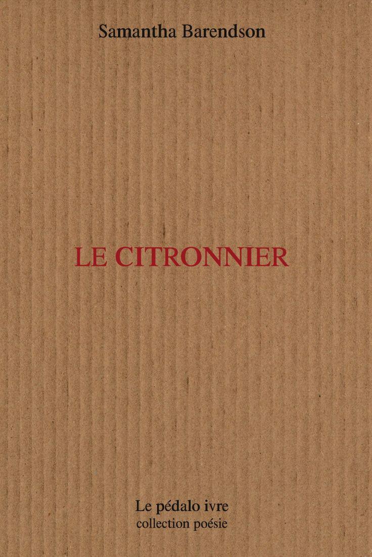 Entretien avec Samantha Barendson, Prix René Leynaud pour Le Citronnier