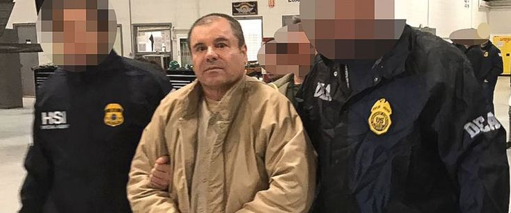 'El Chapo' suffering with deteriorating mental health under rough jail conditions.