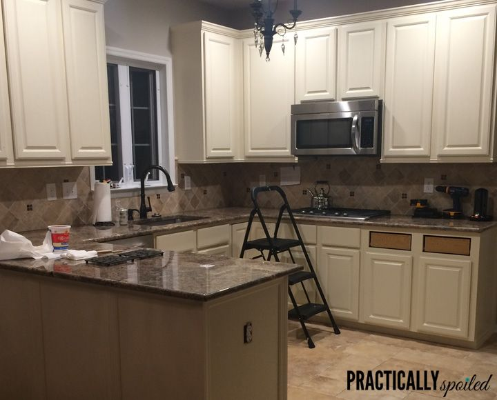 How To Restore Oak Cabinet | Kitchen cabinets makeover ...