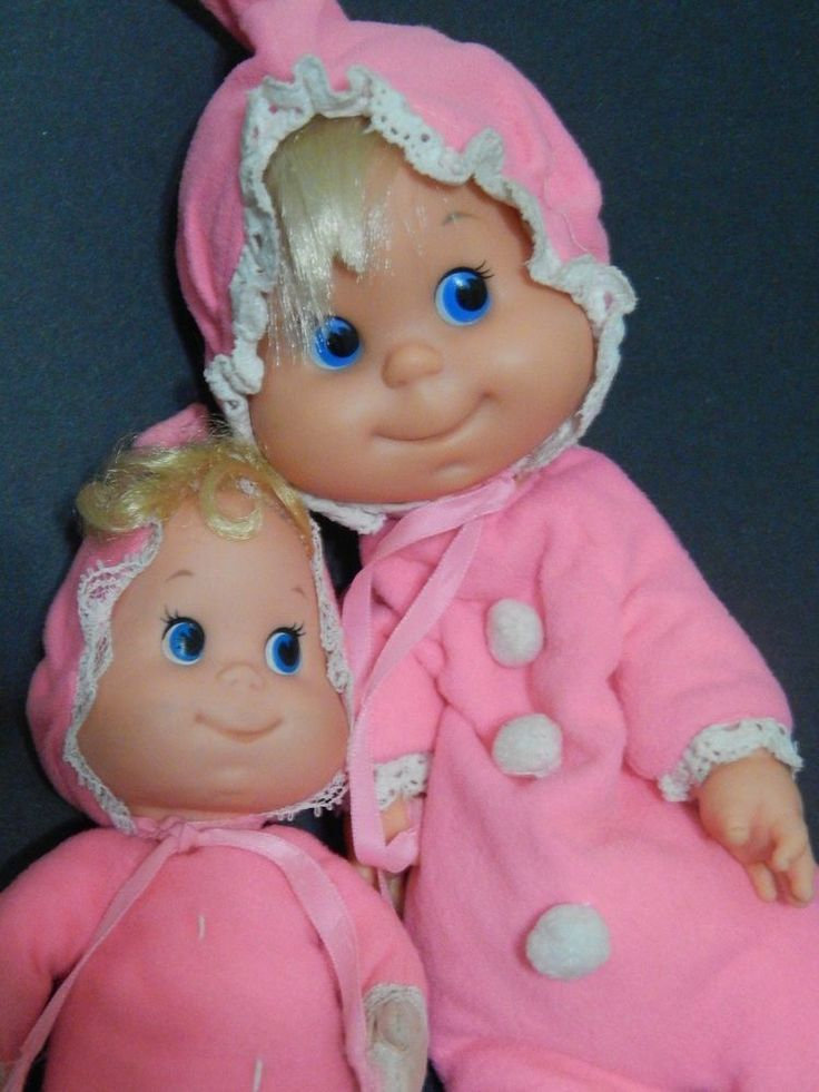 Doll Baby Mattel Beans