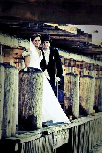 Magda  wedding photo