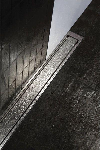 Golvränna för väggnära montering av golvavlopp - JAFO