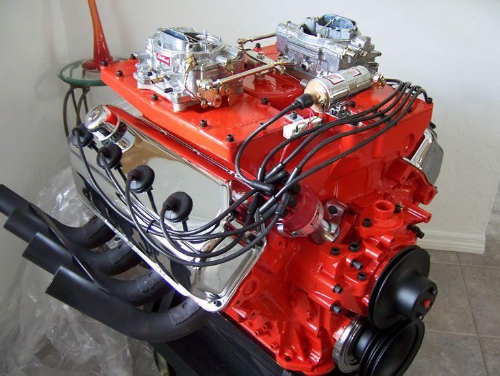 HEMI Engine Photo Gallery   Engine Restoration Photos