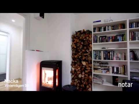 Vintervägen 3a - 7 rum · 154m2 + 90m2 - Björknäs : Via Notar mäklare Nacka - YouTube