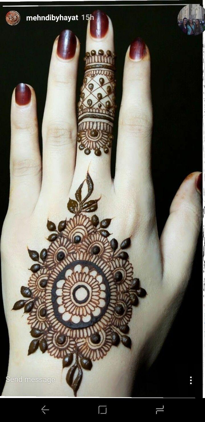 Mehndi by Hayat