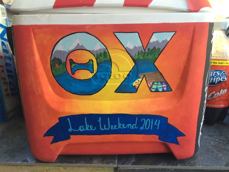 Theta Chi Cooler                                                                                                                                                     More