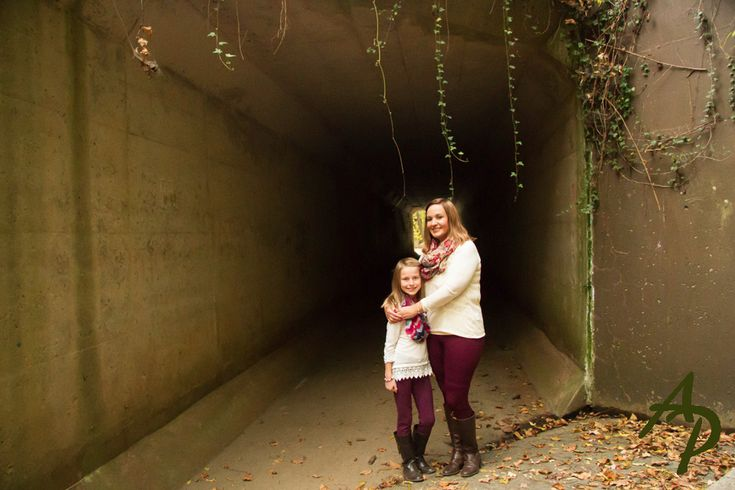 Mother-Daughter Date: Forest Hill Park Family Photos