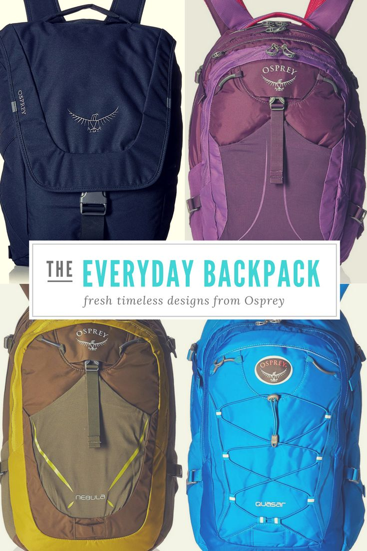 Whether its biking, hiking or plain and simple walking, keep on top of your game with this cool Osprey backpacks https://bodydietplan.com/osprey-backpacks-for-everyday-use/