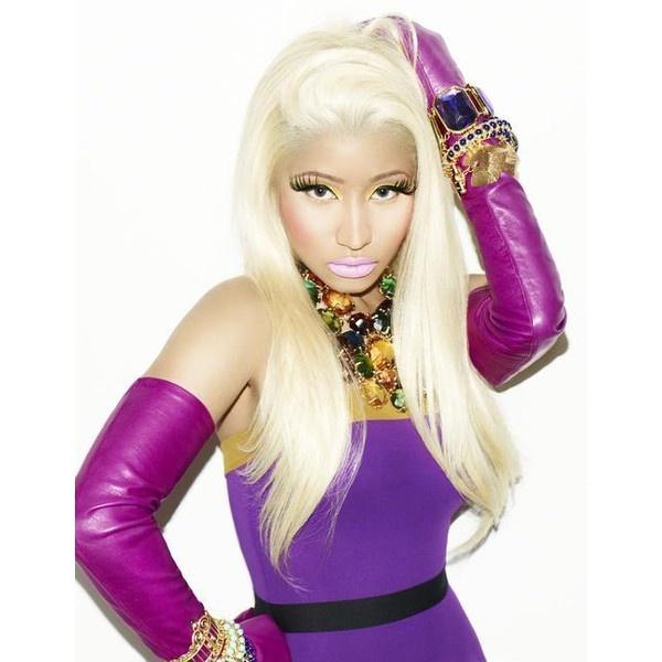 Una imagen de Nicki Minaj ❤ liked on Polyvore