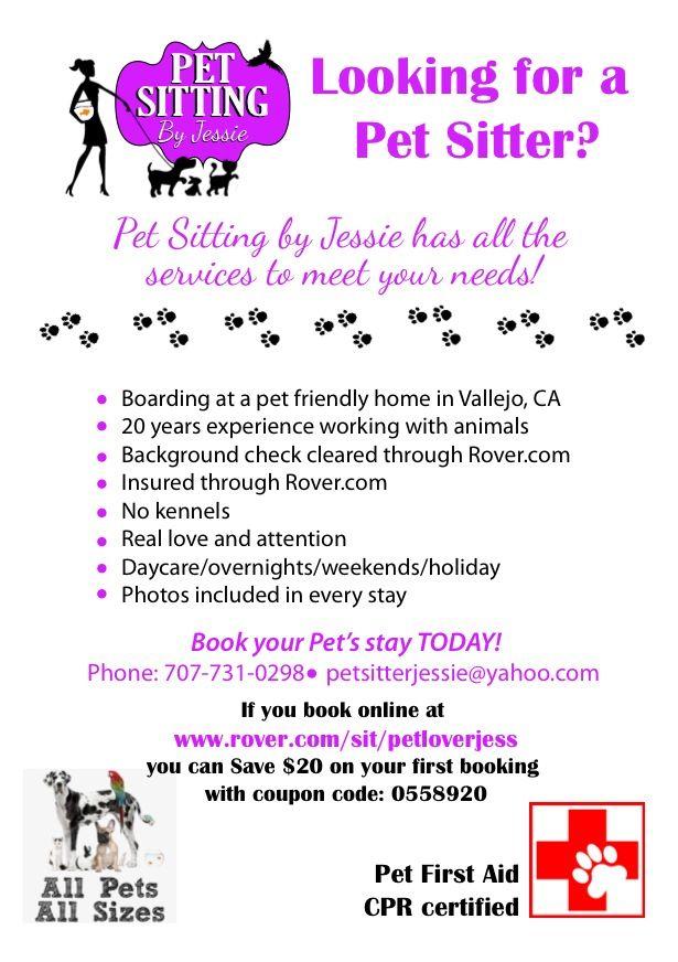 61 Best Pet Sitting Service Images On Pinterest Pet Sitting