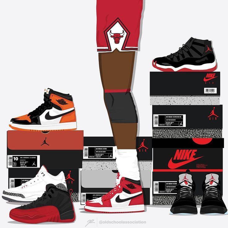 What's your all-time favorite Air Jordan model?   #SolelySneakers  #Jumpman23  #AirJordan11 Photo: @oldschoolassociation