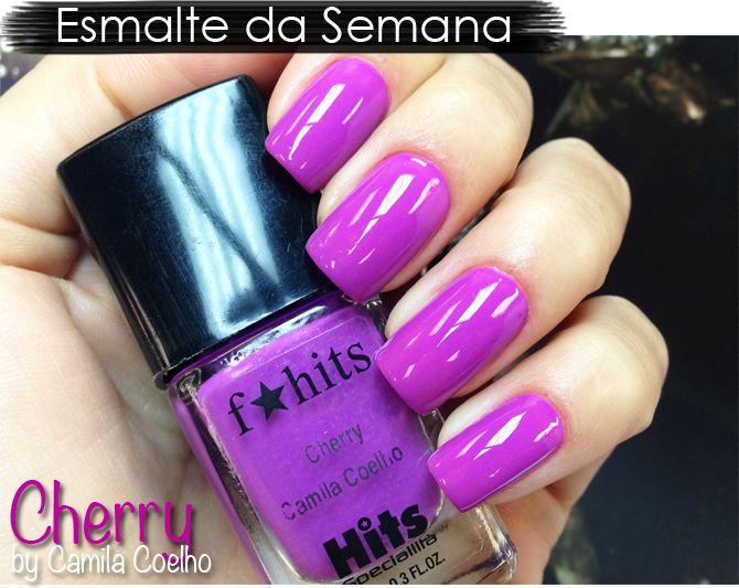 Cherry Camila Coelho - Hits