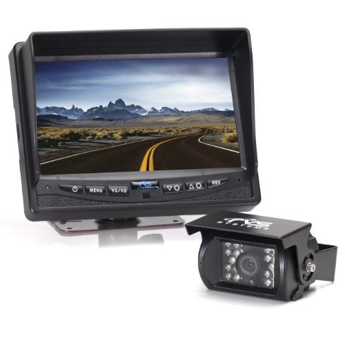 Rear View Safety Rvs-770613 Video Camera With 7.0-Inch Lcd (Black), 2015 Amazon Top Rated Car Safety & Security #Photography