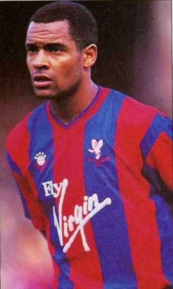 Mark Bright - Palace legend
