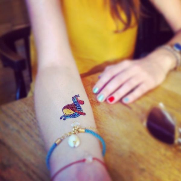 TATZ temporary designer tattoos