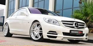 2012 Brabus Mercedes Benz CL 800 Coupe