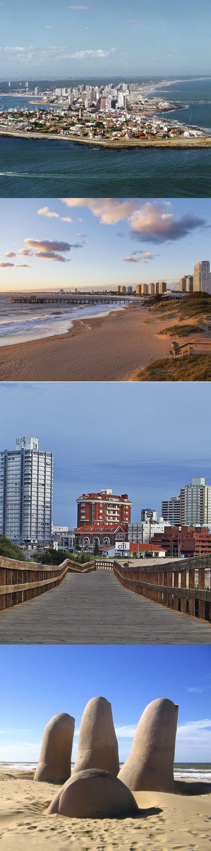 how to get from montevideo to punta del este