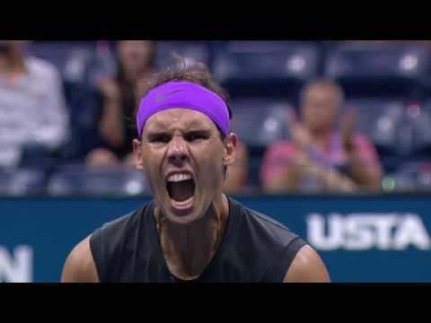 Diego Schwartzman Vs Rafael Nadal Us Open 2019 Quarter Finals Highlights Youtube In 2020 Rafael Nadal Tennis Videos Rafa Nadal
