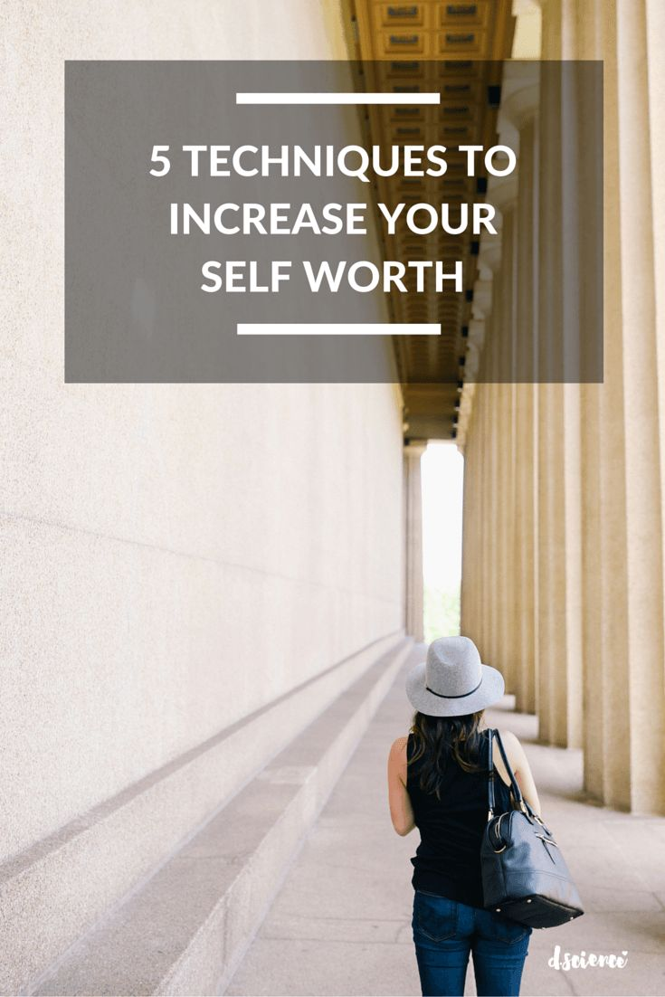 Increase self worth with these awesome tips. Your self worth determines your net worth. Increase how you approach situations, and you will increase the results you generate. Technique number 3 it the one I use all the time.
