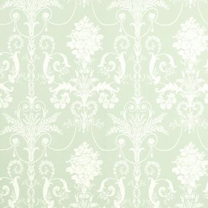 Josette Eau De Nil Wallpaper