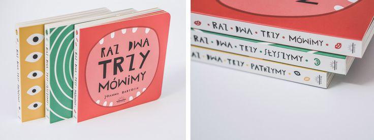 Raz, dwa, trzy - Natuli - księgarnia dla dzieci i rodziców