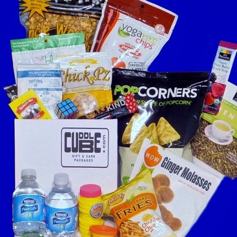 Best 25 gluten free gift baskets ideas on pinterest gluten free introducing our organic and gluten free care package gluten gluten free gift basketsgluten negle Images
