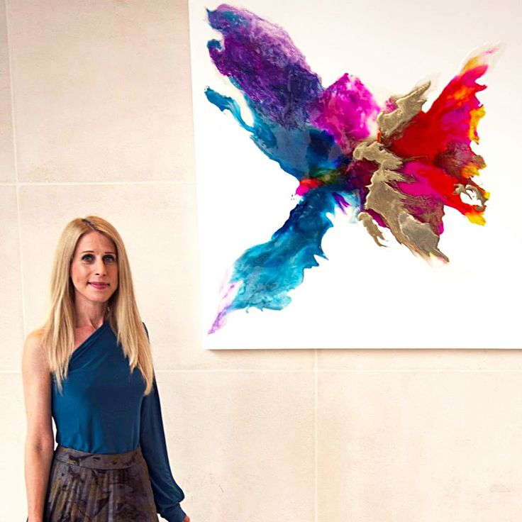 New collection adds splashes of colour to London's contemporary art scene