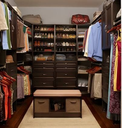 A Walk In Closet Is A Dream For Many Make It A Reality