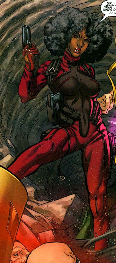 misty knight images | Misty Knight (Character)