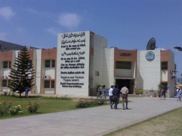 NUML university http://shar.es/cPHCp