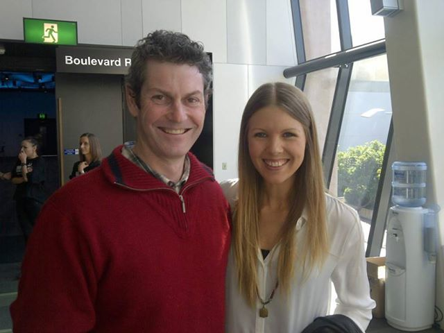 Jess  Ainscough - The Wellness Warrior. A great inspiration to others. Health Celebrities with Cameron Corish.