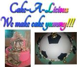 Cake-a-licious - Alberton & Surrounds. Customised cakes & cupcakes for all occasions. We specialise in a variety of cakes to make your special day all the more YUMMY!!!