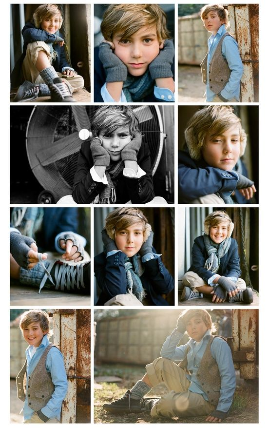 Great boy / teen poses! Images by Tanja Lippert. Photo Session Ideas
