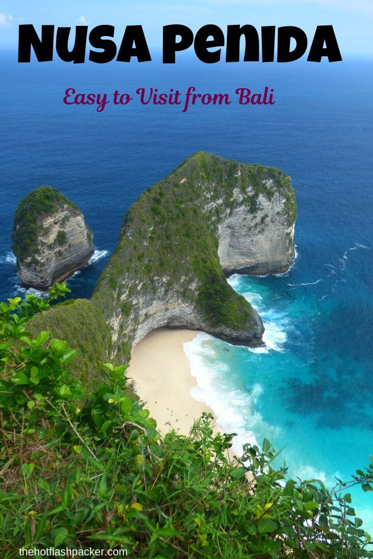Nusa Penida (Hottest New Spot off of Bali)