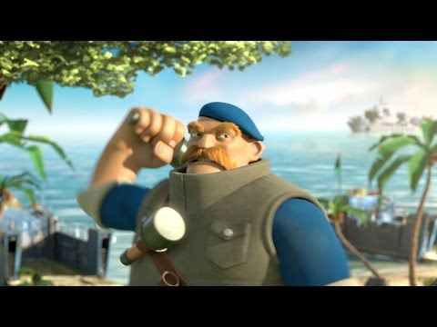 Boom Beach: Grenadier (Official TV Commercial) - YouTube