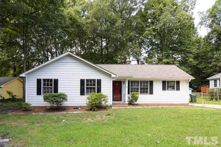 214 Mayodan Drive, Cary, NC 27518 Outdoor structures