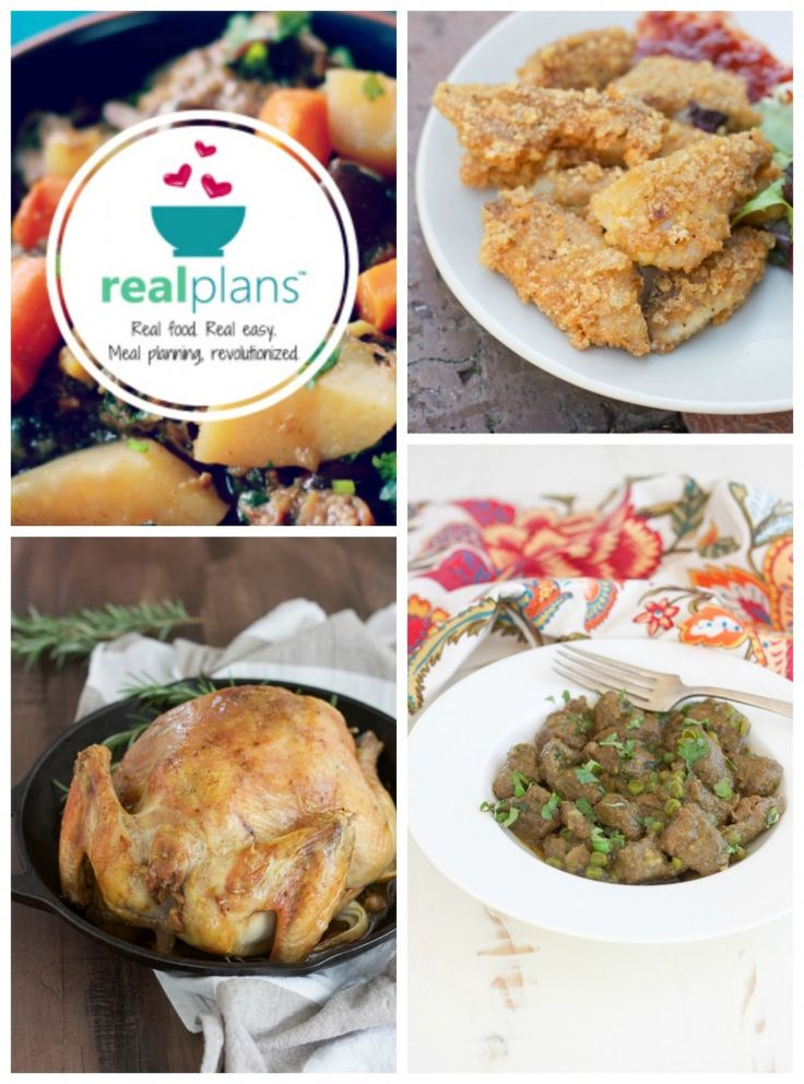 Paleo and Primal Meal Plans - Rubies & Radishes