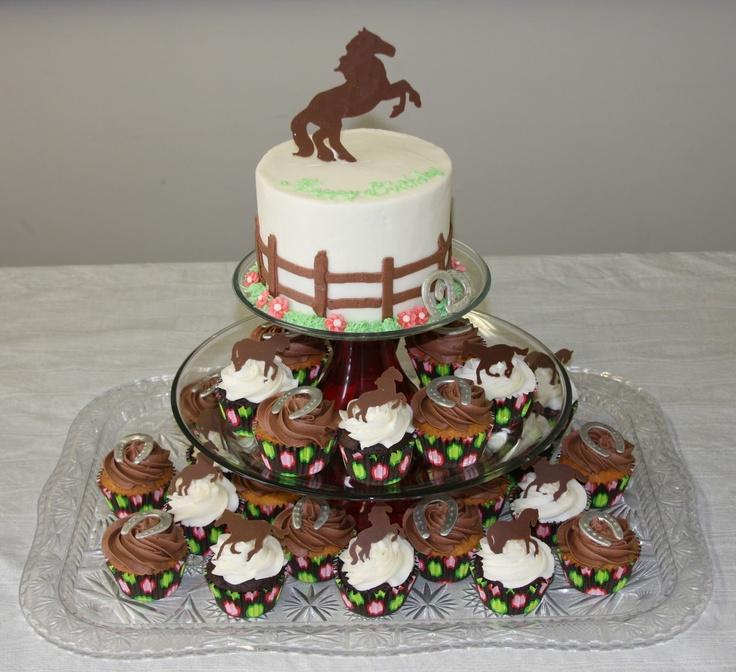 Cowgirl Cake Decorating Kit