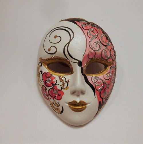 9 best masks images on pinterest masks venetian masks and face masks. Black Bedroom Furniture Sets. Home Design Ideas