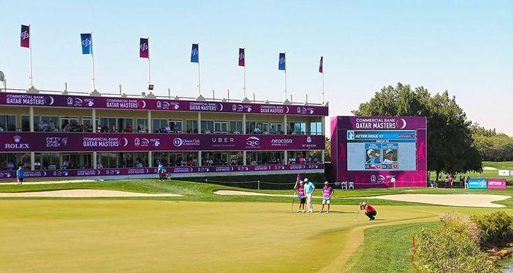 Commercial Bank Qatar Masters #PlayABetterGolfGame