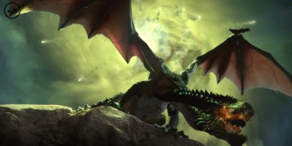 Dragon Age Inquisition trailer introduces grumpy elfbullish Qunari - I'm probably the only one, but I'm getting a serious Suikoden vibe from Dragon Age: Inquisition, which has already supplied us with one E3 trailer, an interview with its creative